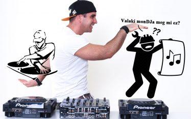 DJ vagy Barát legyen?